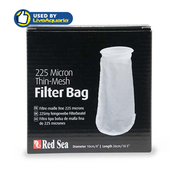 Red Sea 225 Micron Thin Mesh Filter Bag