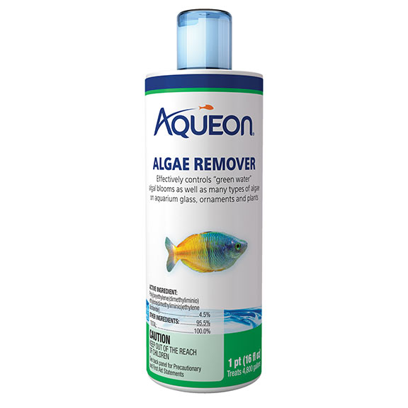 Aqueon® Algae Remover for Freshwater Aquariums