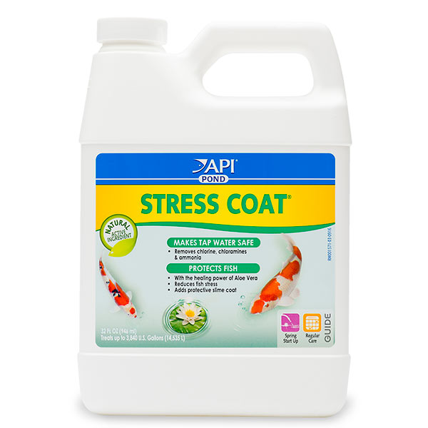 API POND STRESS COAT®