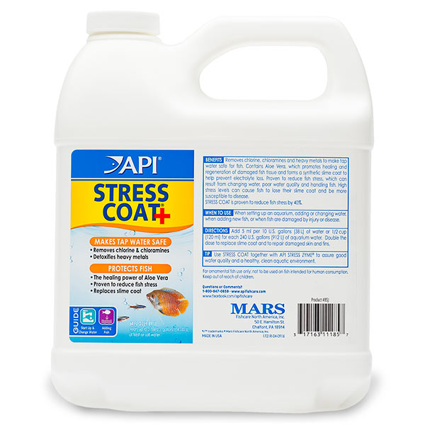API Stress Coat® Plus