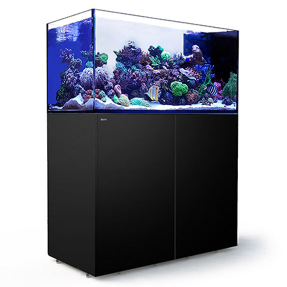 Red Sea REEFER Peninsula 500 Rimless Reef Ready System, Black