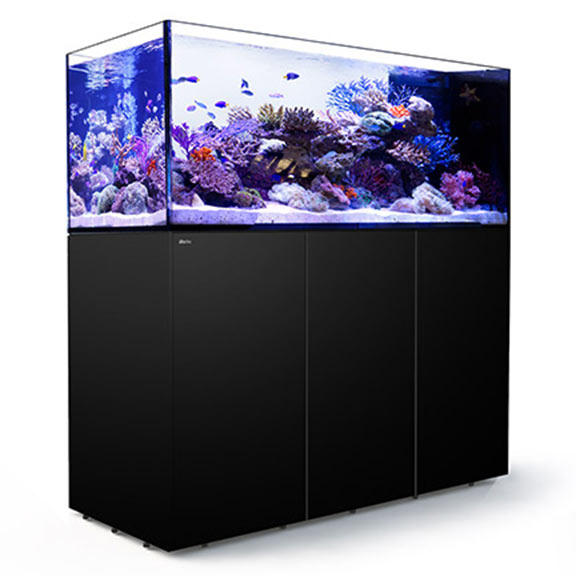 Red Sea REEFER™ Peninsula 650 Rimless Reef Ready System, Black