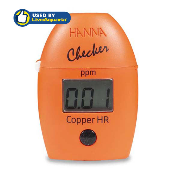 Hanna Instruments High Range Copper Checker HC