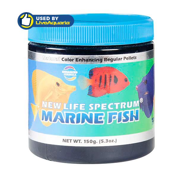 New Life Spectrum Marine Fish Formula