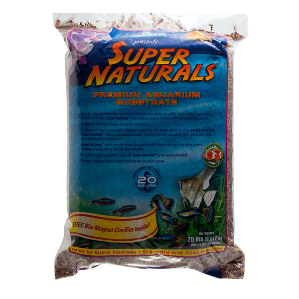 CaribSea Super Naturals Peace River Substrate