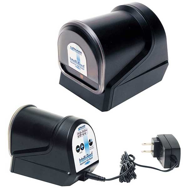 Lifegard Aquatics IntelliFeed Automatic Fish Feeder