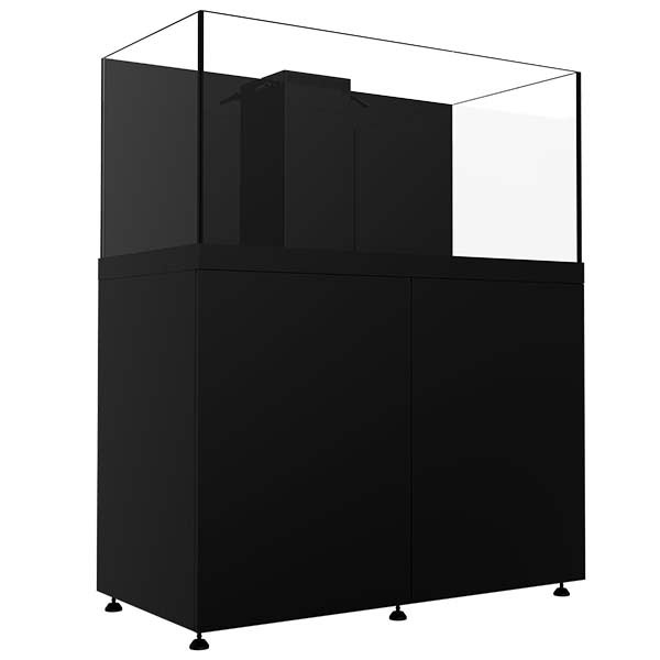 150 Gallon ProStar Rimless Glass Aquarium - Black