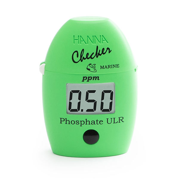 Hanna Marine Phosphate Ultra Low Range Colorimeter Checker HC & Reagents