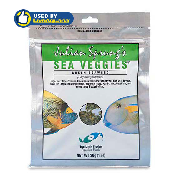 Two Little Fishies Julian Sprung's Sea Veggies® Green Seaweed