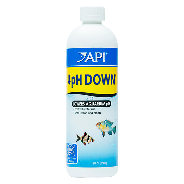 API pH Up or pH Down Water Conditioner
