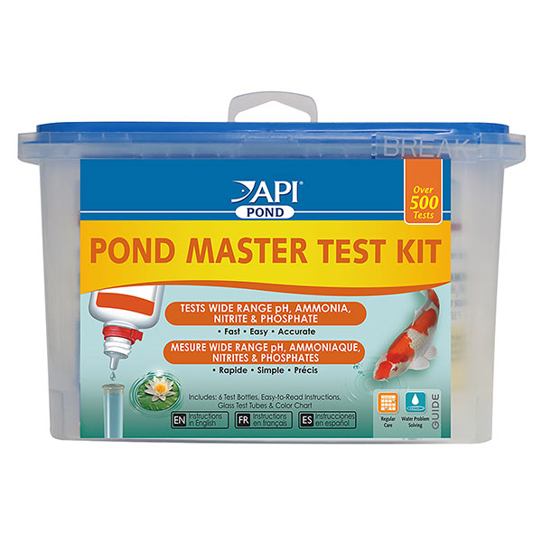 PondCare Pond Master Liquid Test Kit