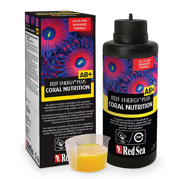 Red Sea Reef Energy Plus Coral Nutrition
