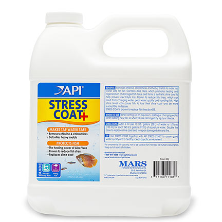 API Stress Coat ® Plus