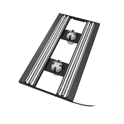 Aquatic Life® T5HO Hybrid 4-Lamp Mounting System Fixture