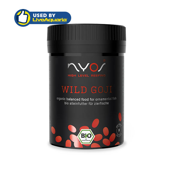 NYOS® Wild Goji Organic Fish Food