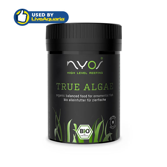 NYOS® True Algae Organic Fish Food