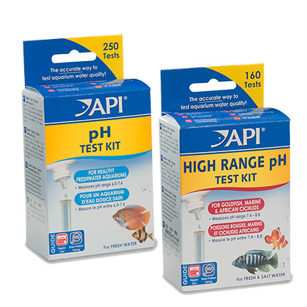 API pH Test Kits