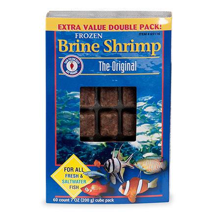 San Francisco Bay Brand Frozen Brine Shrimp Cubes