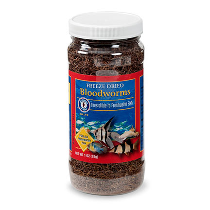 San Francisco Bay Brand® Freeze-Dried Bloodworms
