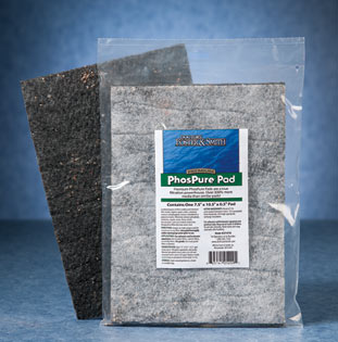 Drs. Foster & Smith PhosPure® Pads