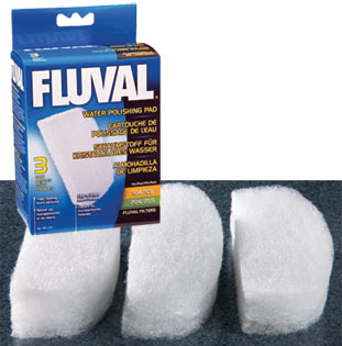Fluval Water Polishing Pads