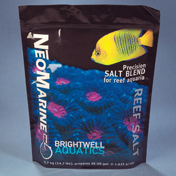 Brightwell Aquatics™ NeoMarine Precision Salt Blend for Reef Aquaria
