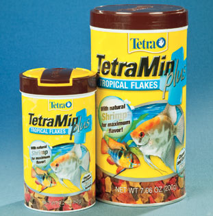 TetraMin Plus Tropical Flakes