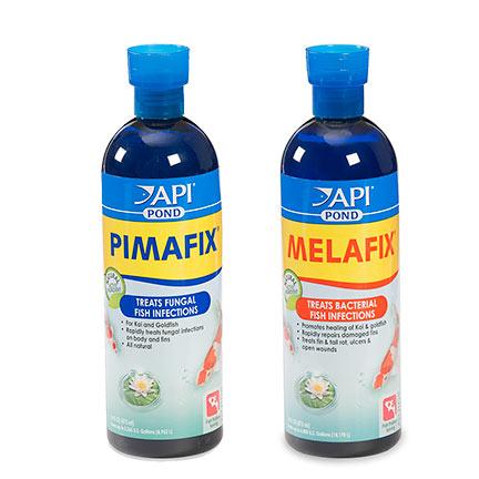 LiveAquaria Approved Aquatic Supplies: API Pond MelaFix
