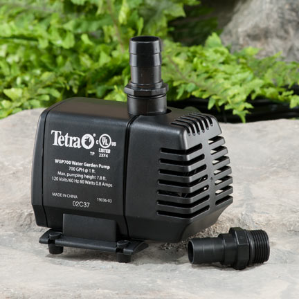 TetraPond Water Garden Pond Pumps