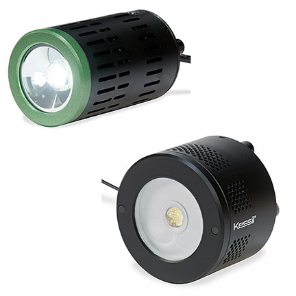 Kessil® Aquarium Tuna Sun LED Aquarium Lights - A160WE & A360WE