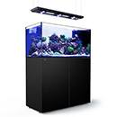 Red Sea REEFER™ DELUXE Peninsula 500 Rimless Reef Ready System, Black