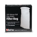 "Red Sea 100 Micron Felt Fine Polish Filter Sock, 4"" x 10.5"""