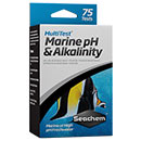 Seachem Marine pH & Alkalinity Test Kits