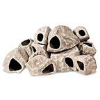 """Underwater Galleries Cichlid Stone 10-piece """"Big Rock Box"""""""