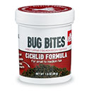 Fluval Bug Bites Cichlid Formula Fish Food Granules for Small to Medium Fish