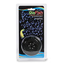 Tetra GloFish LED Bubbling Air Stone with Color-Enhancing Lights