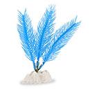 Tetra GloFish® Small Blue Aquarium Plant
