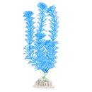 Tetra GloFish® Large Blue Aquarium Plant