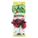 Marina Naturals Large Green & Deep Red Moneywort Silk Plant