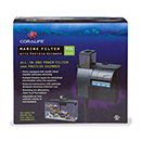Coralife® Marine Filter with Protein Skimmer for up to 30-Gallon Saltwater Aquariums