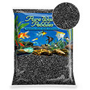 Pure Water Pebbles® Jet Black Aquarium Gravel, 5 lb Coated Pebbles