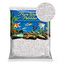 Pure Water Pebbles® White Aquarium Gravel, 5 lb Coated Pebbles