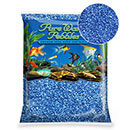 Pure Water Pebbles® Marine Blue Aquarium Gravel, 5 lb Coated Pebbles