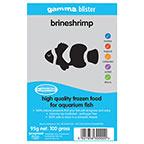 Gamma Blister Brine Shrimp