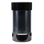 LiveAquaria® J Series Jellyfish Aquarium Kit JS2 Tubi Black