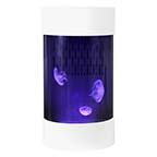 LiveAquaria® J Series Jellyfish Aquarium Kit JS2 Tubi White
