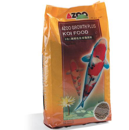 Azoo Koi Growth Plus Koi Food