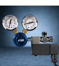 CO2 Pressure Regulator w/Solenoid