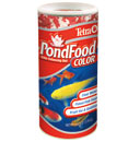 TetraPond Pond Food Color Flakes