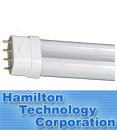 Hamilton Technology Linear Pin Compact Fluorescent Lamps